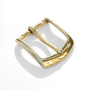 30mm Buckle - Solid Brass Bulk - Made In Italy