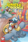 Uncle Scrooge 15 419 Variant Ri Idw Sold Out 1st Print Near Mint To Nm+