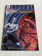 Aliens Music Of The Spears 3 March 1994 Dark Horse Comics Aliens