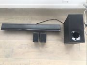 Sony 5.1 Htnt5 Sound System Dolby Surround Home Theater