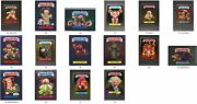 2014 Chrome Garbage Pail Kids Gpk Os2 C-variant - Pick From List
