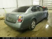 2002 Nissan Altima 2.5 Fwd 4 Speed Automatic Transmission Assembly 179,349 Miles