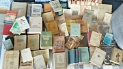 Large And Very Rare Colection Of Old/antique Croatian Books From Ww2-ndh---rare