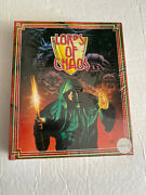 Lords Of Chaos Raresealednibvintagecomputer Role Playing Game