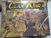 Clan War Legend Of The Five Rings L5r L5a