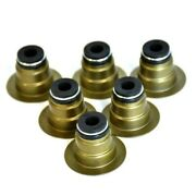 Mahle Valve Steam Seal Set Top Hat Style For 89-98 Dodge 5.9l Cummins Ss45953