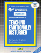 National Learning Corporation-teaching Emotionally Disturbed Book New