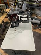 Industrial Singer Professional Refurb. Commercial Sewing Machine W/clutch Motor