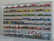 56 Hot Wheels 164 Scale Diecast Display Case Uv Protection Acrylic Ahw64-56
