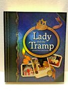 Disney Dvd / Blu-ray - Lady And The Tramp Limited Edition Keepsake Book Case