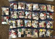 Vintage Matchbook Collection Huge Lot Assortment - Over 11lbs 80andrsquos 90andrsquos Vegas