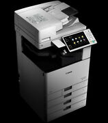 Canon Ir Advance C3525i Color Copy Print Scan 35 Ppm, All-in-one Printer