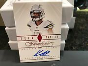 Panini Flawless Ruby On Card Autograph Chargers Keenan Allen 03/15 2014