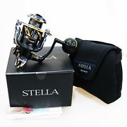 2020 New Shimano Stella Sw5000xg Spinning Reel Fedex Priority 2day To Usa