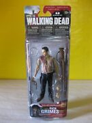 2013 Mcfarlane Toys The Walking Dead Tv Series Four Rick 5 Walgreens Exclusive