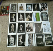 Terracotta Warriors And Horses Postcards Rare Collectors Set Edition China Vintage