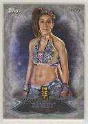 2015 Topps Wwe Undisputed Nxt Prospects Silver /25 Bayley Nxt15