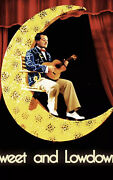 """Original Moon With Seat From """"sweet And Lowdown""""movie Memorabilia Props"""