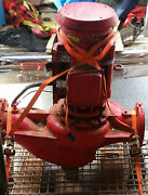Armstrong Vertical Centrifugal 4380 6x6x8 20hp 575 Volt 800 Gpm Pump With Motor