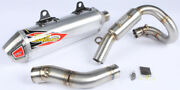Ktm 350 Sxf 350 Xcf 2016-18 Pro Circuit T-6 Stainless Exhaust System 0151635g