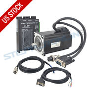 1 Axis Closed Loop Stepper Cnc Kit 3nm/425oz.in Nema 24 Stepper Motor And Driver