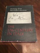 17th Century In Italy Drawings From New York Collections Ii 1967 Pb