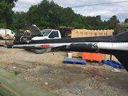 Bell Oh-58 Helicopter Tail Boom W/horizontal Stabilizer Static Display