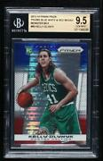 2013 Panini Prizm Blue White And Red Pulsar Prizms Kelly Olynyk 89 Bgs 9.5 Rookie