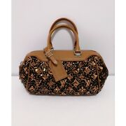 💋authentic Louis Vuitton Baby Speedy Bag Limited Edition Sunshine Express💋