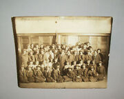 Old Antique Vtg 1920s Girl Scouts Group Photo 8 X 10 Great Uniforms Some Named