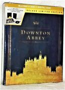 Downton Abbey The Movie Blu-ray/dvd, 2019 Deluxe Limited Edition Maggie Smith