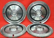 1975 - 1979 Plymouth Volare Hubcaps Hub Caps Wheel Covers 1976 1977 1978 14