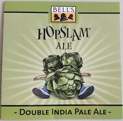 Belland039s Brewery Hopslam Ale Double Ipa Sticker Decal Craft Beer Brewing New
