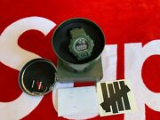 Undefeated G-shock Limited Edition Casio 30th Anniversary Wrist Watch Gshock New