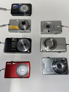 Nikon Panasonic Sony Coolpix Canon All Miss Charger Working