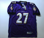 Authentic Vintage Ray Rice Reebok Nfl Equipment Baltimore Ravens Jersey Nwt