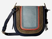 New Fossil Womenand039s Rumi Small Leather Crossbody Bags Variety Colors