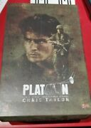 Hot Toys Platoon Chris Taylor - 1/6 Scale