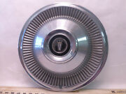 One Vintage 1960and039s To 1970and039s Ford Galaxie Ltd 15 Hubcap Wheel Cover - M2