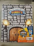 Activision Skylanders Giants Castle Display Case With Wham-shell Fig Toysrus Exc