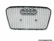 Genuine Vw Audi - Rs5 Grille - Glossy Black - 8t0853651jt94