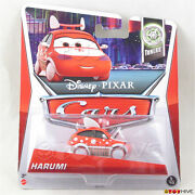 Disney Pixar Cars Harumi From Toyko Drift Short 2013 Tuners Collecton 5 Of 10