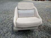 Boat Marine Regal Boat Seat And Bench Seat W Fiberglass Molded Sink