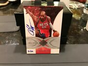 Exquisite Collection Buyback On Card Autograph Vince Carter 2006-2007 2009-2010