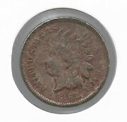 Rare Old Antique Us 1862 Indian Head Penny Civil War Collection Coin Usa Lot Y39