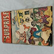 All Surprise Comics 5 Golden Age Pre Code Wwii Cover Timely 1944