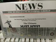 The Ultimate Silver Surfer By Stan Lee 1995, Trade Paperback