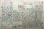 1947 Allapattah Miami Florida Highland Park Nw 19th To Nw 27th Street Atlas Map