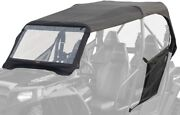 Quadgear Utv Roll Cage Top With Windshield And Rear Window For Polaris Rzr-4