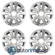 New 20 Replacement Wheels Rims For Toyota Tundra Sequoia 2008-2019 Set Machi...